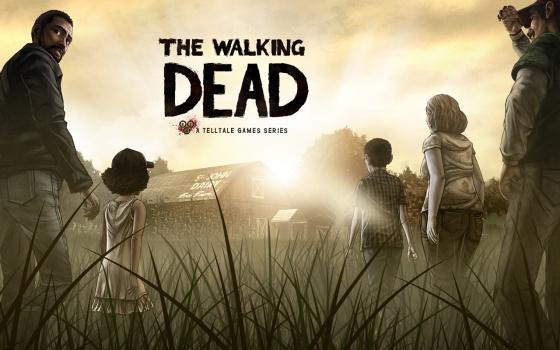 The Walking Dead Game Season 1