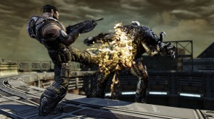 Gears-of-War Action