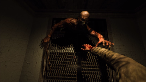 Madness Is Rife In Outlast.